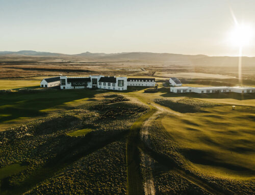 Stunning Hotels complete with an 18-hole course